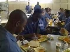 prisoner lunch